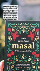 masal nazlı azazi